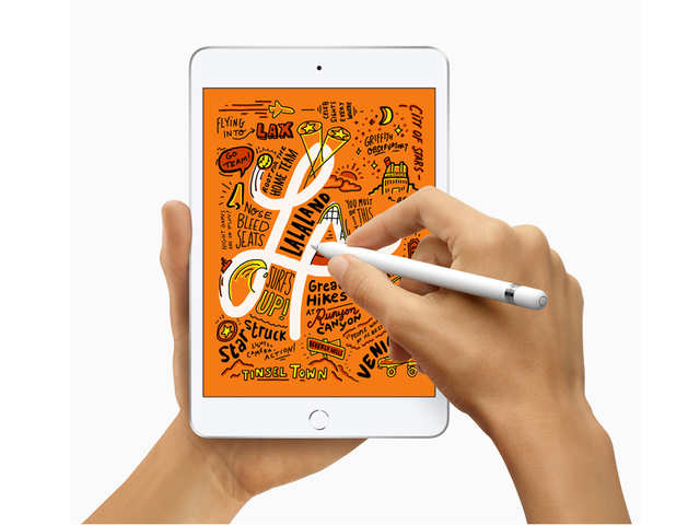 Apple unveils revamped iPad mini with Pencil support, Retina display & A12 Bionic chip