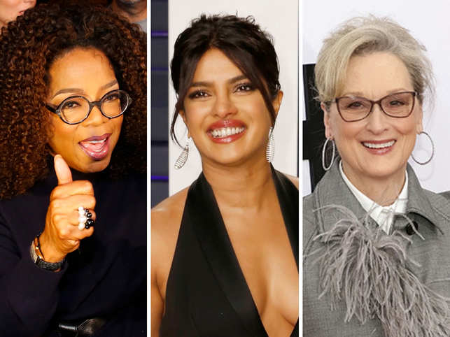 Priyanka Chopra in US most powerful women list; joins Oprah, Meryl Streep