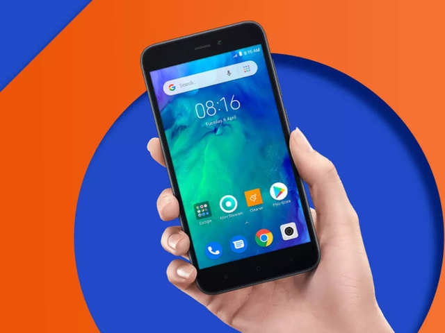 Xiaomi unveils Redmi Go at Rs 4,499, first Android Go edition phone in India