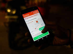 App-based delivery men highlight India's growing gig economy
