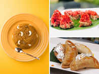 Gulkand Gujiyas, Juicy Jalebis, Healthy Oat Bars: Make Holi More Exciting With Dessert Recipes