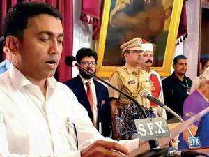 Goa Chief Minister Pramod Sawant confident of winning floor test