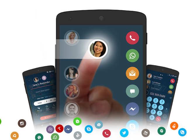Drupe – Caller ID App