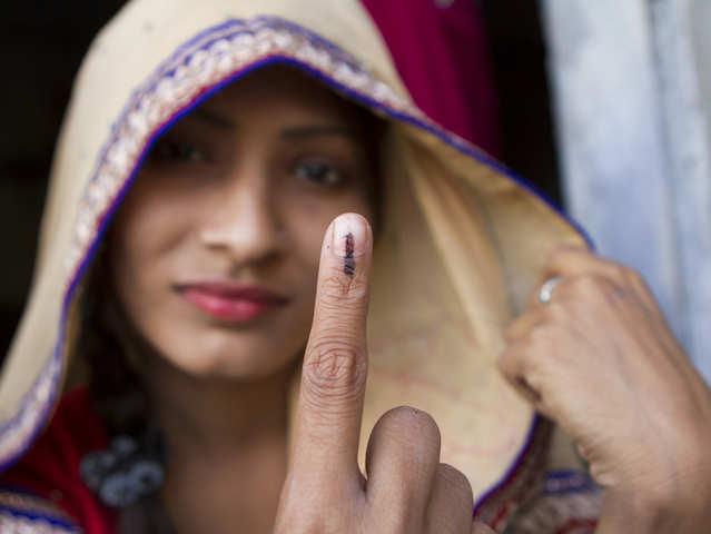 'Ram, Ram, Ram', it's poll time again