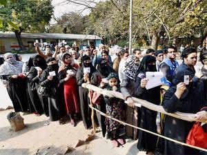 Vote-Delhi-PTI