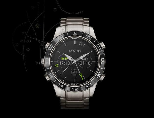 Sunlight-readable display, aviation maps, coastal charts: Garmin's new smartwatch range ideal for adventure-enthusiasts