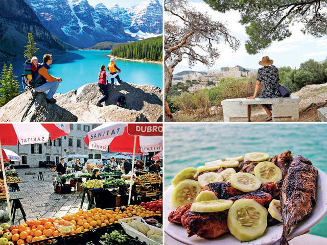 Greece, South Africa & Croatia: Explore trending fun hotspots with your family
