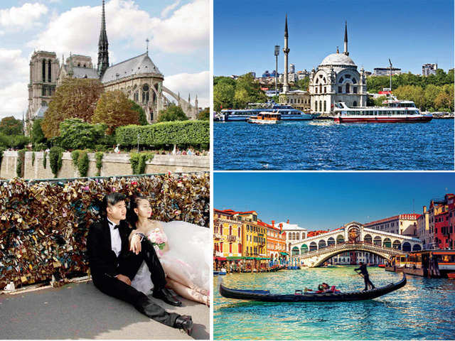 Istanbul, Venice or Paris: Pop the question at these romantic, iconic destinations