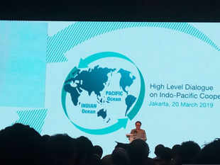High level Dialogue: Indonesia joins ranks with India for an inclusive Indo-Pacific region