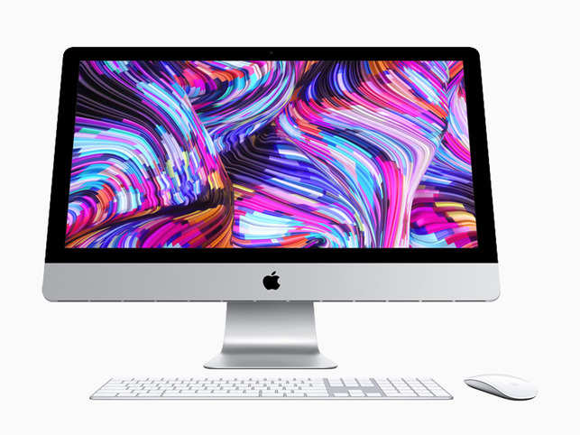 Apple refreshes iMacs with powerful chips, graphics