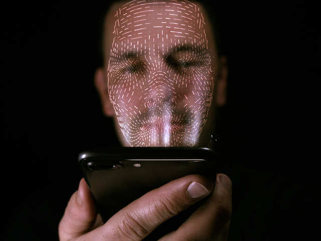 Don't trust the face ID too much: Your data can be hacked