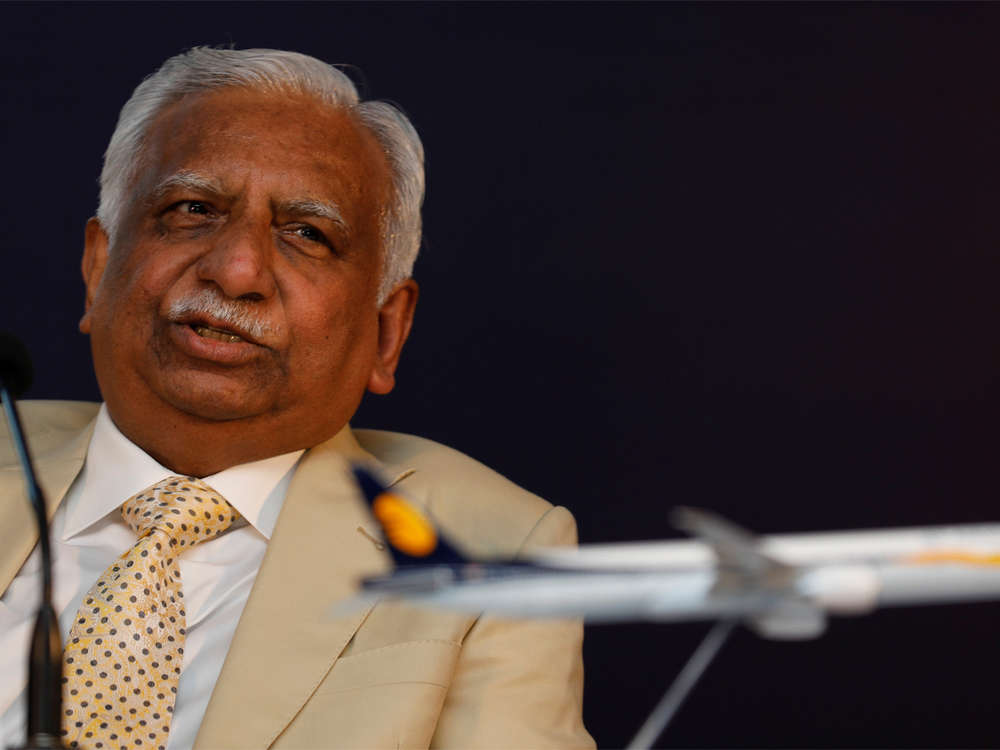 India state banks want Jet Airways' Goyal to reduce stake to 10 per cent: Report