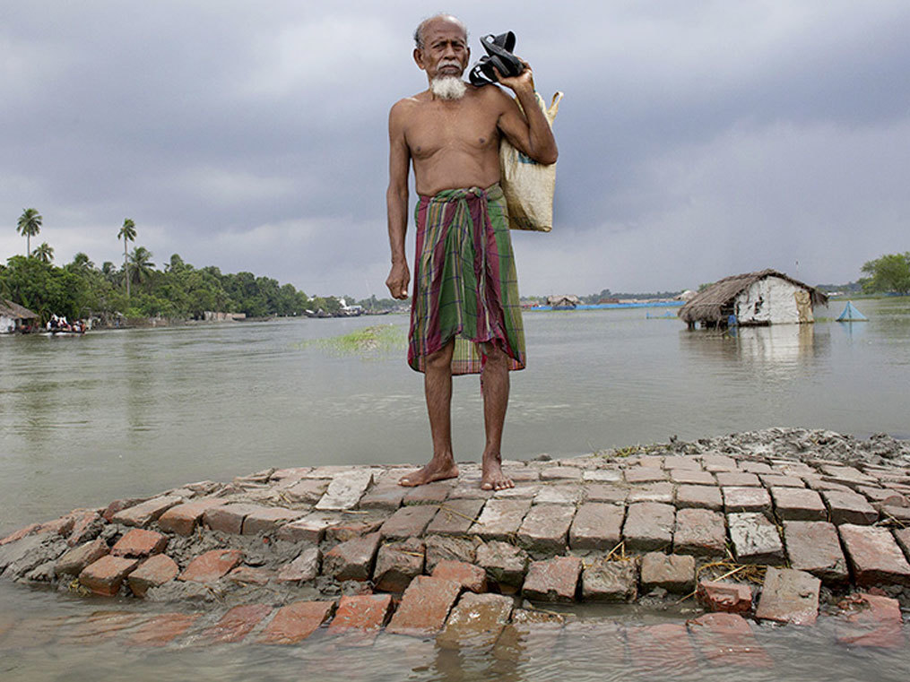 By 2050, climate change will displace 40 million people in South Asia. India isn't ready.