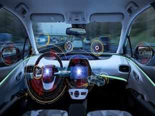 AI car - getty