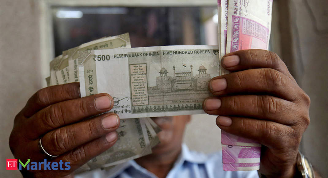 Rupee opens 13 paise higher at 68.70 against dollar