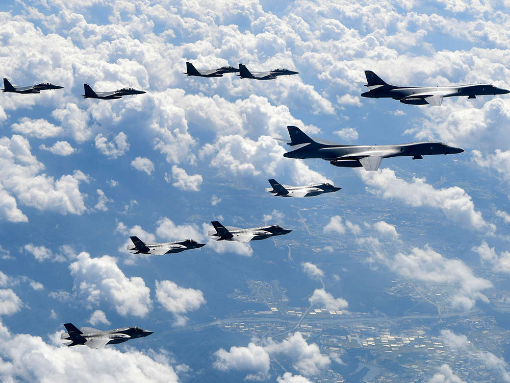 China says US hyping threat to justify own rising defence spending
