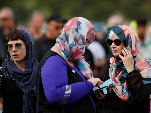 #HeadScarfforHarmony: Kiwi women cover their heads in solidarity with Muslim victims