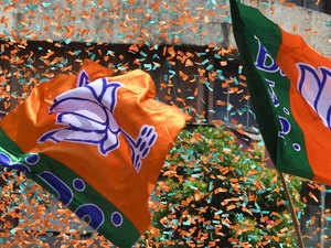 BJP drops two union ministers in first LS list