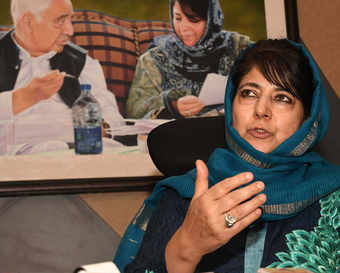 Mehbooba Mufti to contest from Anantnag; PDP not to field candidates from Udhampur, Jammu