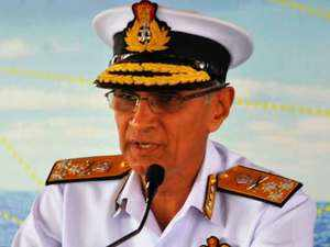 Government appoints Vice Admiral Karambir Singh as next Navy Chief