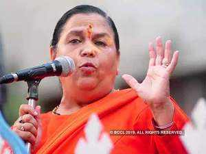 LS Polls 2019: Uma Bharti writes to BJP Chief, says she doesn't want to contest