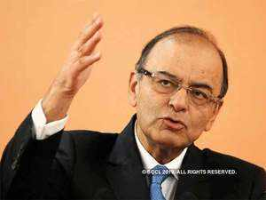Jaitley counters Cong's graft charges, says falsehood and forgeries can never influence polls