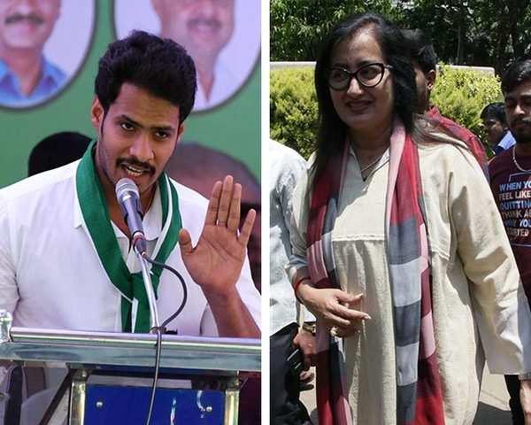 War for Mandya hots up after BJP backs Sumalatha against Karnataka CM's son