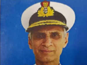 New Navy Chief, the man for critical assignments