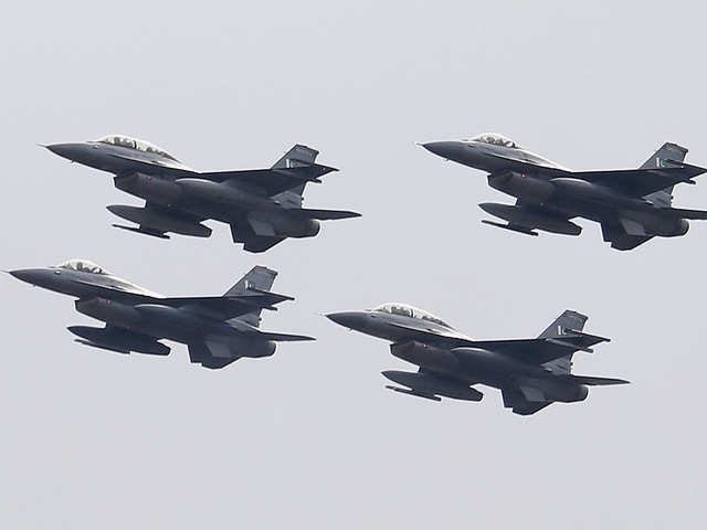 Pakistan military says no F-16 used to shoot down Indian aircraft