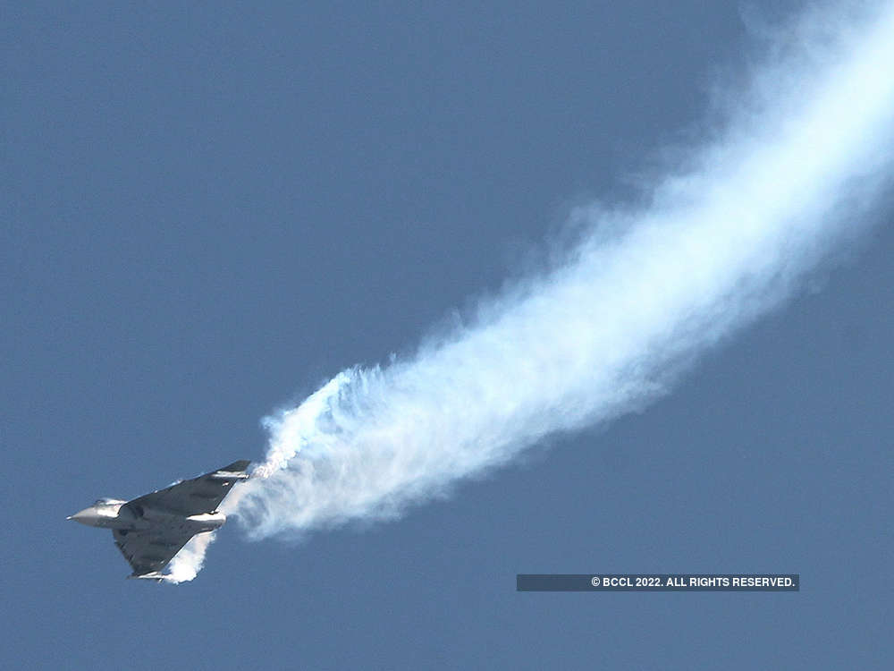 HAL rolls out 16th LCA Tejas for IAF