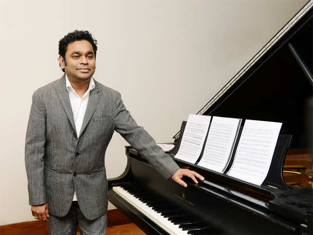 AR Rahman creates India anthem for `Avengers: Endgame`