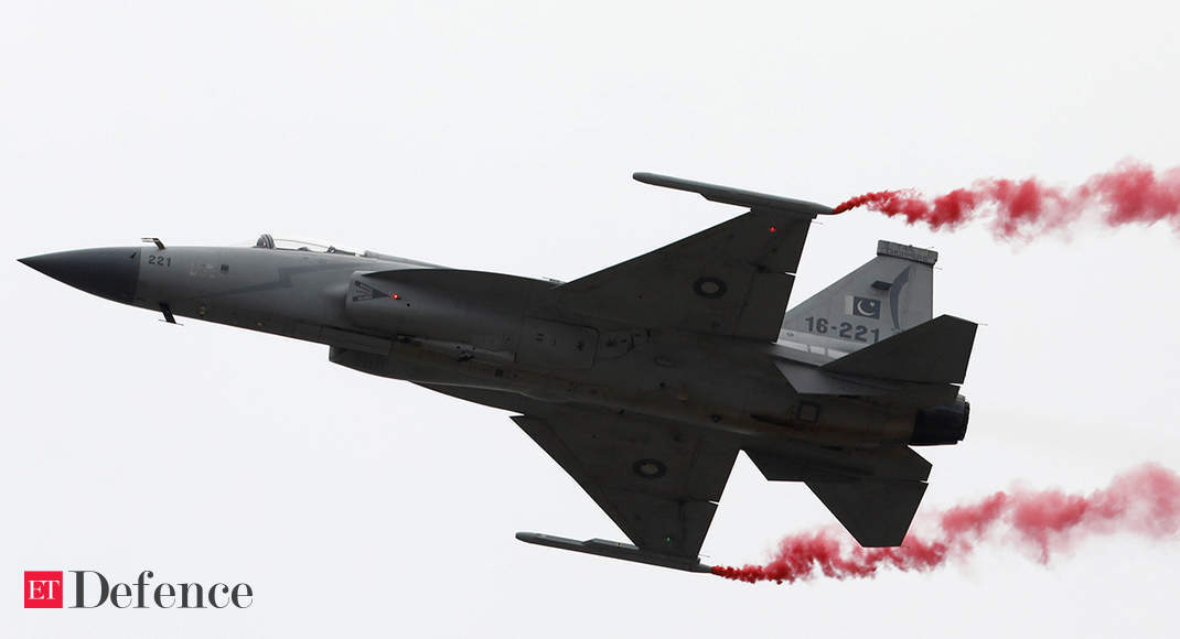 JF-17 used to shoot down Indian aircraft: Pakistan