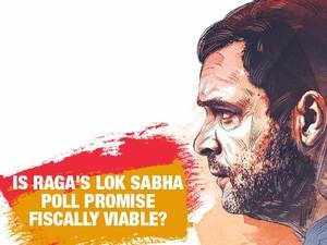 Minimum Income Guarantee Scheme: Is Rahul Gandhi's Lok Sabha Poll promise fiscally viable?