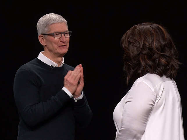 Apple Event gets star-studded; TV+ with original content takes centre stage; News+, Arcade announced