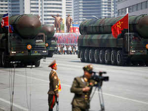 Have successfully tested anti-ICBM system: US military