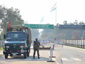 India Pakistan: Pakistani national held by BSF along Gujarat IB, 2nd