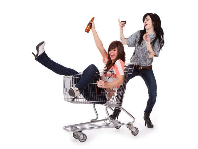 DrunkShopping