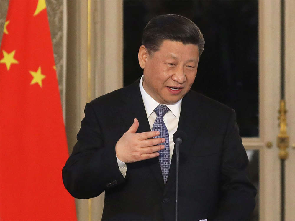 Xi says EU, China 'advancing together' despite 'suspicions'