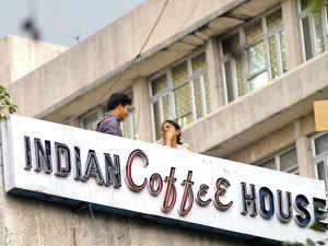 Where history meets politics over coffee
