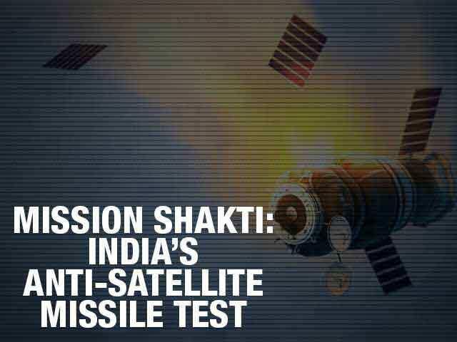 Mission Shakti launch: Explained: What's Mission Shakti and