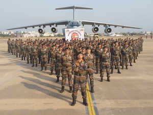 India, Sri Lanka hold joint military drill to boost counter-terror cooperation