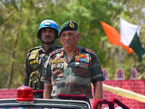 Indian defence industry keen to support African countries: Bipin Rawat