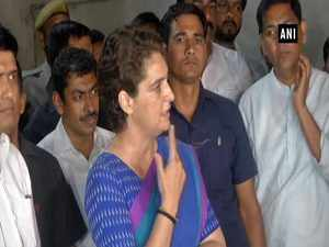 Will contest Lok Sabha polls if my party asks: Priyanka Gandhi