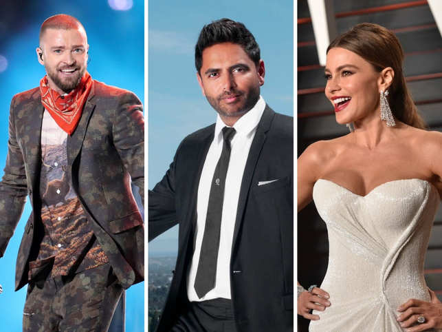 Timberlake, Sofia Vergara, and more: How Rohan Oza became Hollywood's brand father