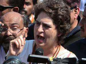 Priyanka Gandhi urges Congress workers to start preparations for 2022 UP polls