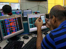 IT stocks gives Sensex 413-pt lift, Nifty settles March F&O series at 11,570