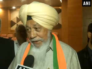 BJP is only party which can take country in right direction:Harinder Singh Khalsa