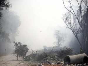 Pollution Noida