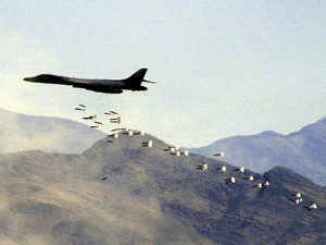 US Air Force grounds B-1 bomber fleet over safety