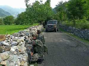 Pakistan shells villages along LOC in J&K's Poonch district